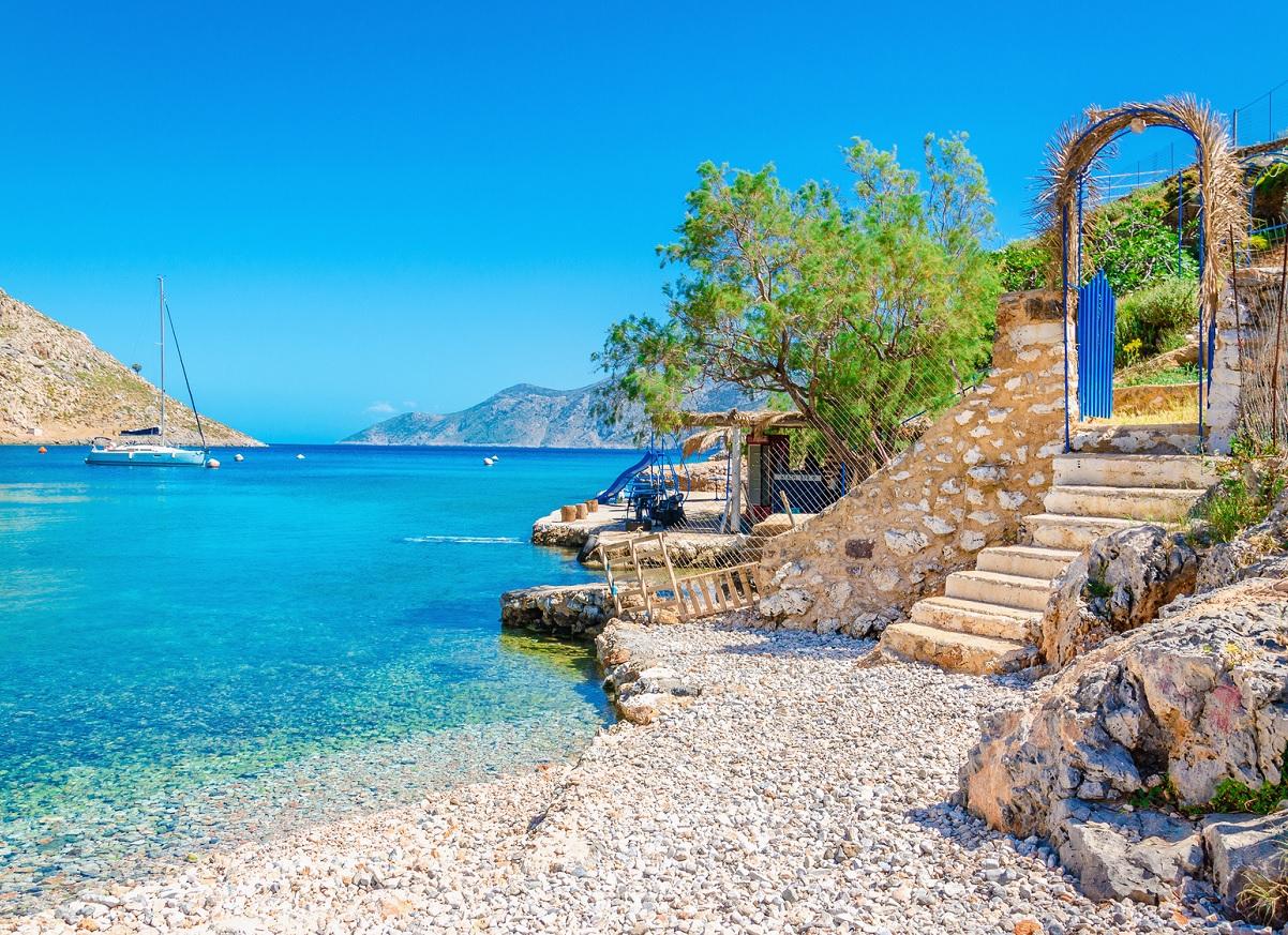 Grecka Wyspa Lesbos