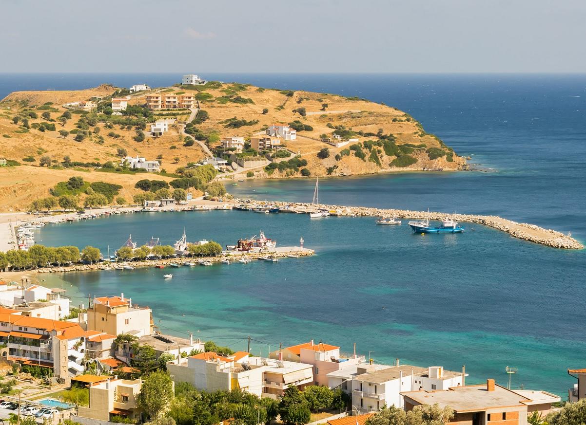 Wyspa Evia w Grecji