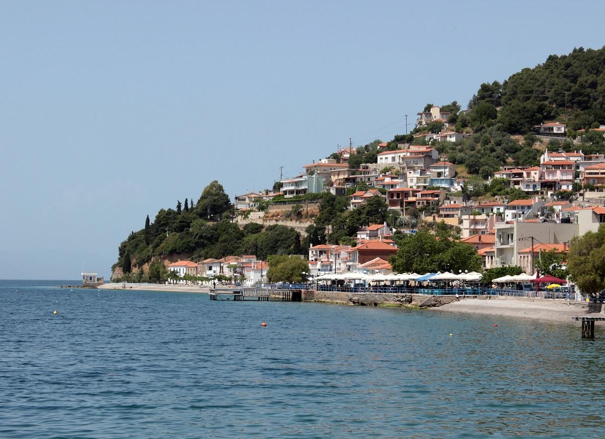 Grecka Wyspa Eubea (Evia)