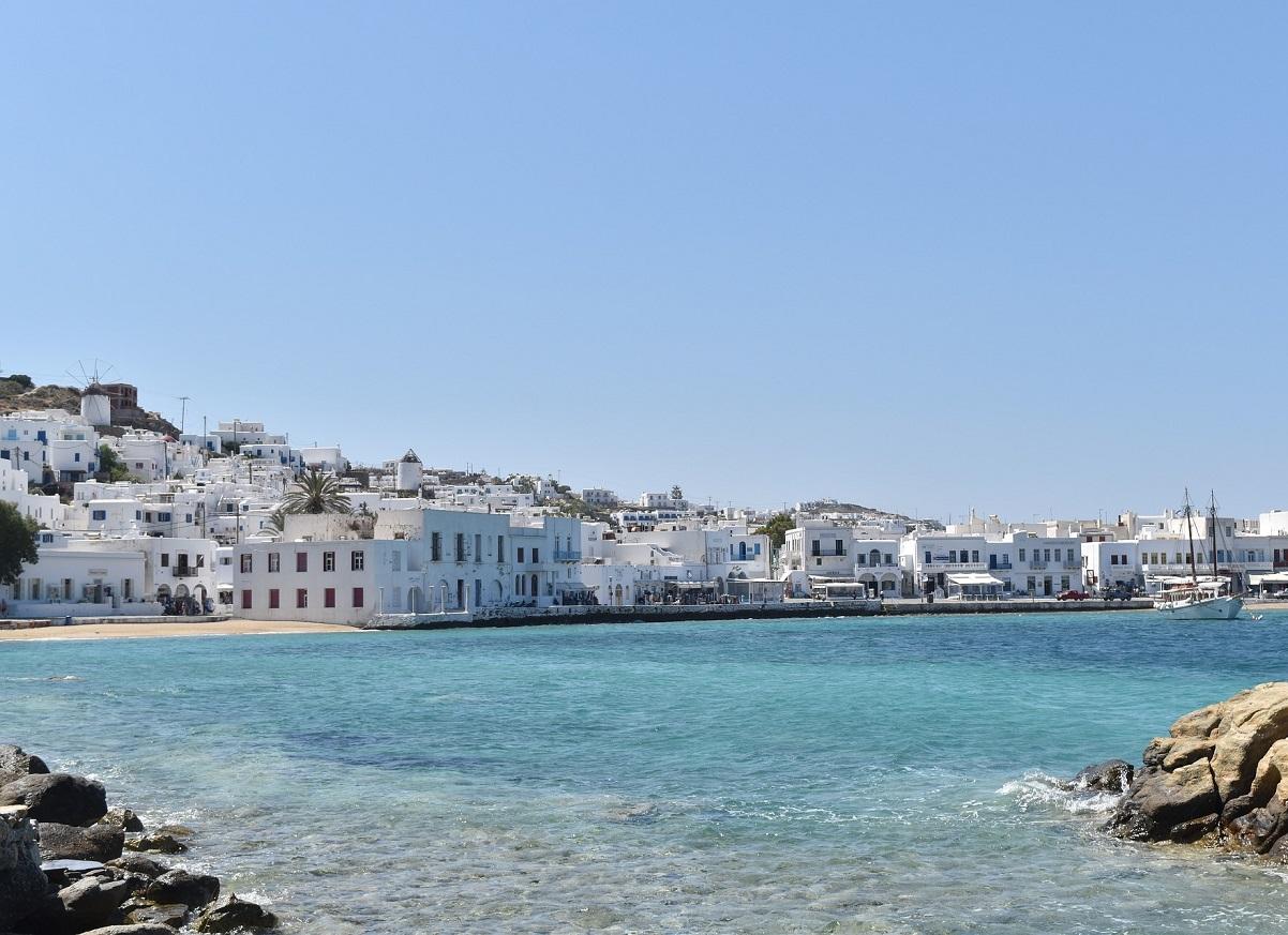 Greckie Mykonos